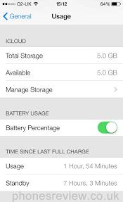 iPhone 5 vs 4S battery life with iOS 7 beta PhonesReviews UK