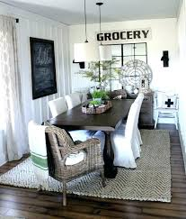 Dining Room Rug Ideas Round Table S Rules Area Inside For Inspirations Sisal Interior Design Fabulous Under