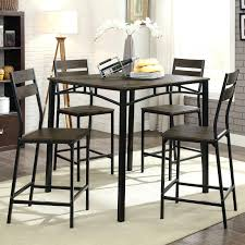 High Top Dinette Set Modern Contemporary Dining Room Sets ...