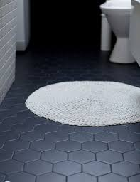 awesome bathroom amazing best 25 hexagon floor tile ideas on