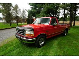 1996 Ford F150 For Sale | ClassicCars.com | CC-1151547