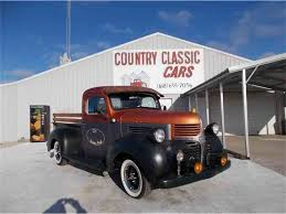 1946 Dodge Pickup For Sale | ClassicCars.com | CC-939008 1946 Dodge Pickup For Sale Classiccarscom Cc995187 Cc1043396 Used Cars Norton Oh Trucks Diesel Max Sale 67731 Mcg Truck Stock Photo 184278122 Alamy The Chrysler Museum In Pictures Gone But Not Forgotten 1944 Power Wagon Httptatjanaalic14wixsitecommystore Eye Candy Ford Star Information And Photos Momentcar Chevy Gmc Other Packard Plymouth