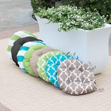 Papasan Chair Cushion Cheap Uk by 16 Inch Round Bistro Chair Cushions Choice Comfort Your Cushions