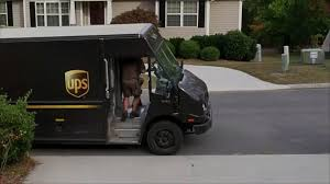 UPS Trucks Don't Turn Left And Neither Should You