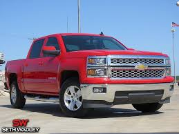 Used 2015 Chevy Silverado 1500 LT RWD Truck For Sale In Pauls Valley ...