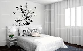 stikers chambre stickers tête de lit arbre