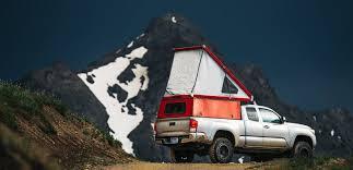 100 Pickup Truck Camping Camper Landing GoFastCampers