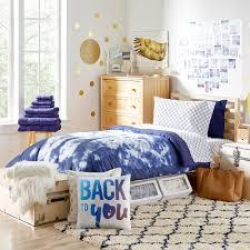 tie dye reversible premium twin xl comforter dorm bedding and