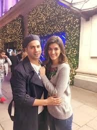 Varun Dhawan and Kriti Sanon bid a u to London