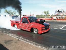 100 Adrenaline Truck Performance The DirtyMax GJ Diesels 979hp DuramaxPowered Drag