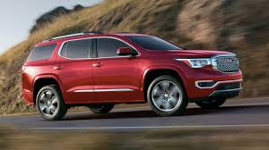 The 2017 GMC Acadia Looks Like A Step Toward Extinction For Huge SUVs Exceptional 2017 Gmc Acadia Denali Limited Slip Blog 2013 Review Notes Autoweek New 2019 Awd 2012 Photo Gallery Truck Trend St Louis Area Buick Dealer Laura Campton 2014 Vehicles For Sale Allwheel Drive Pictures Marlinton 2007 Does The All Terrain Live Up To Its Name Roads Used Chevrolet 2016 Slt1