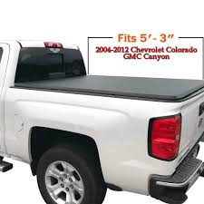Tri-Fold Truck Bed Tonneau Cover For 2004 2005 2006 2007 2008 2009 ... Tonneau Cover Hard Folding By Rev 55 Bed The Official Site For Amazoncom Lund 95853 Genesis Elite Trifold Automotive Advantage Truck Accsories Hat Covers Northwest Portland Or Revolver X2 Rolling Bak Industries 4 Steps Undcover Flex Top Rack And Combos Factory Outlet 52019 Ford F150 Pickup Rough Tyger Auto Tgbc3f1020 Trifold 092014 Dodge Ram Buying Guide In Phoenix Arizona Warehouse Az