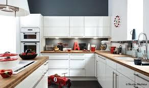 cuisines blanches et bois peinture noir laque pour meuble peinture cuisine blanche cuisine