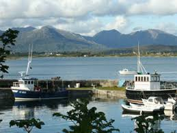 Wits End Bed and Breakfast in Roundstone Ireland