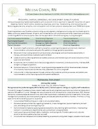 Psychiatric Nurse Resume Best Template Images On Useful Psych Practitioner Sample