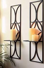 ls and lighting wall candle holder accessories