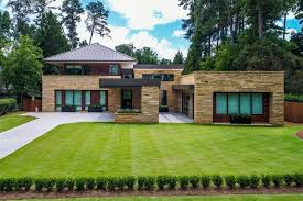 100 Atlanta Contemporary Homes For Sale 29M This Buckhead Modern Brings Touches Rarely Seen