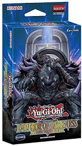 amazon com yugioh emperor of darkness eod english structure deck