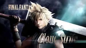 100 Cloud Trailer Dissidia Final Fantasy Strife