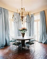 PORCELAIN BLUE SILK Curtain Dupioni Silk By ZylstraArtGallery Light Blue Curtains Living Room