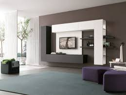 Grey And Purple Living Room Ideas by Dark Purple Stools And Grey Carpet For Modern Living Room Ideas