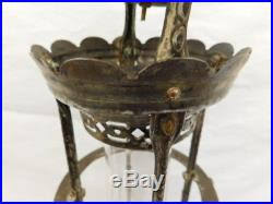Aladdin Kerosene Lamp Model 23 by Aladdin Hanging Lamp Model 12 Copper 23 Original Glass Kerosene Oil