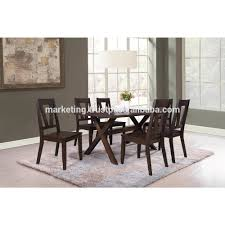 Malaysia Wooden Dining Room Furniture Set Or Modern Dining Table Set And  Wooden Chair - Buy Wooden Furniture Dining Room Sets,Dining Table Set ... Modern Farm Wood Ding Table Chairs Bench Fniture Hyland Rectangular With 4 Tag Archived Of Room And Set Contemporary Casual Dark Bronze Finish 5 Piece By Coaster 100033 Marble Shine 10 Seater My Aashis Free Sample With Compact Use For Small Kitchen Buy Benchmodern Tableding Style Stylish And Modern Ding Room Interior Design Sharing Table Amazoncom Gtu 7piece Champagne Display Home Interior Design Singapore Ideas