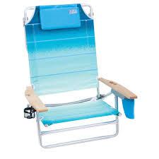 Rio Gear Backpack Chair Blue by Rio Sc795c Big Kahuna Beach Chair