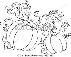 Pumpkin vine Gourd Stock Illustrations 5 744 Gourd clip art images and royalty