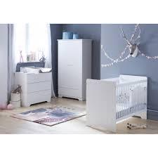 chambre bebe chambre bébé essentielle blanc scandinave