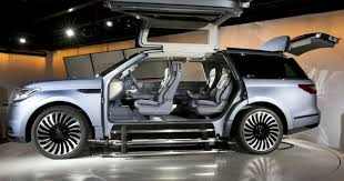 Lincoln Navigator With Gullwing Doors Stuns At New York Auto Show Thread Of The Day Nextgen Lincoln Navigator What Should Change The 2015 Is A Big Luxurious American Value Ford Recalls 2018 Trucks And Suvs For Possible Unintended Movement Silver Lincoln Navigator Jeeps Car Pictures By Shipping Rates Services Used 2007 Lincoln Navigator Parts Cars Youngs Auto Center Skateboard Home Facebook Dubsandtirescom 26 Inch Velocity Vw12 Machine Black Wheels 2008 An Insanely Hot Seller Even At 100k Pin Dave On Best Cars Pinterest Matte Black Dream Its As Good Youve Heard Especially In Has Already Sold 11 Million So Far This Year
