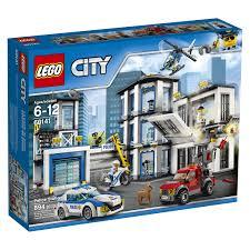 LEGO City Police Station (60141) - Toys