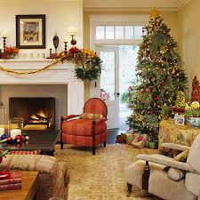 Perfect Christmas Decorations Ideas For Living Room Hd9D15 Tjihome Pertaining To Decorating Xmas