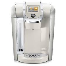 Keurig K475 Coffee Maker Sandy Pearl