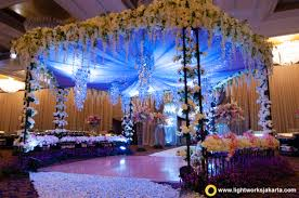 Johannes And Jesslyns Wedding Reception Venue At Mulia Hotel Jakarta Organized By Eugene