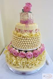 4 tier chocolate extravaganza wedding cake s