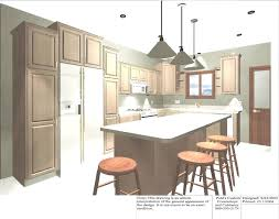 Kitchen Design With Natural Lighting And Small Apartment Trends Counter Decor