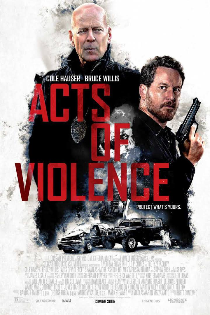 Image result for Acts of Violence (2018)