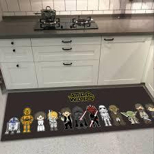 wars cool floor rug carpet doormat bedroom kitchen non