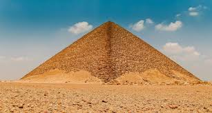 Tallest Man Made Buildings Ancient Red Pyramid 1