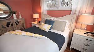 couleur tendance chambre à coucher exemple de peinture chambre a coucher
