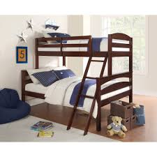 Twin Over Twin Bunk Beds With Trundle by Mainstays Twin Over Twin Convertible Bunk Bed Multiple Colors