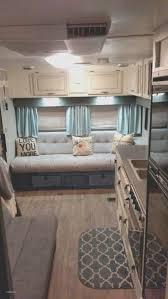 Vintage Camper Interior Remodel Ideas