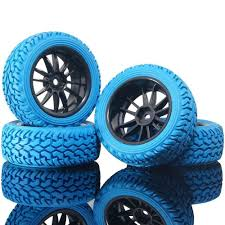 2018 Rc Hsp 6031 8019 Blue Rally Tires & Wheel Rims 4p For 1:10 On ... Tireswheels Cars Trucks Hobbytown 110th Onroad Rc Car Rims Racing Grip Tire Sets 2pcs Yellow 12v Ride On Kids Remote Control Electric Battery Power 4 Pcs 110 Tires And Wheels 12mm Hex Rc Rally Off Road Louise Scuphill Short Course Truck How To Rit Dye Or Parts Club Youtube Scale 22 Alinum With Rock For Team Losi 22sct Review Driver Best Choice Products 112 24ghz R Mad Max 8 Spoke Giant Monster Tyres Set Black Mud Slingers Size 40 Series 38 Adventures Gmade Air Filled Widow Custom