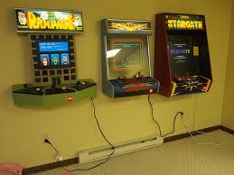 pin by tracy samanie on our gameroom pinterest arcade arcade
