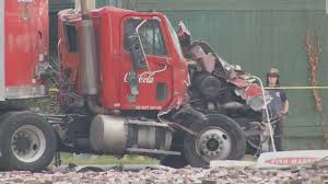 100 Truck Driver Accident Driver Wasp Reason For Losing Control