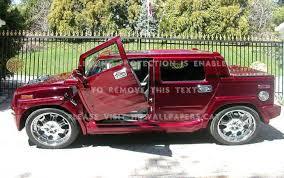 100 H2 Truck Hummer H2 Sut Sport Truck Cars
