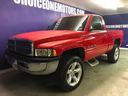 2001 Used Dodge Ram 1500 4x4 Regular Cab Short Bed Lifted Good Tires ...