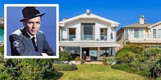 100 Mansions For Sale Malibu Frank Sinatra Beach House 129 Million Frank
