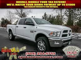 100 Trucks For Sale Spokane Wa PreOwned 2014 Ram 2500 Outdoorsman 57L V8 4x4 Truck 4WD Crew Cab